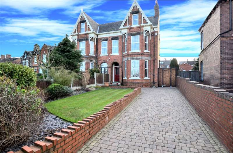 5 Bedrooms Semi Detached House for sale in Argonaut, Barnsley Road, Wombwell, Barnsley, S73 8JH