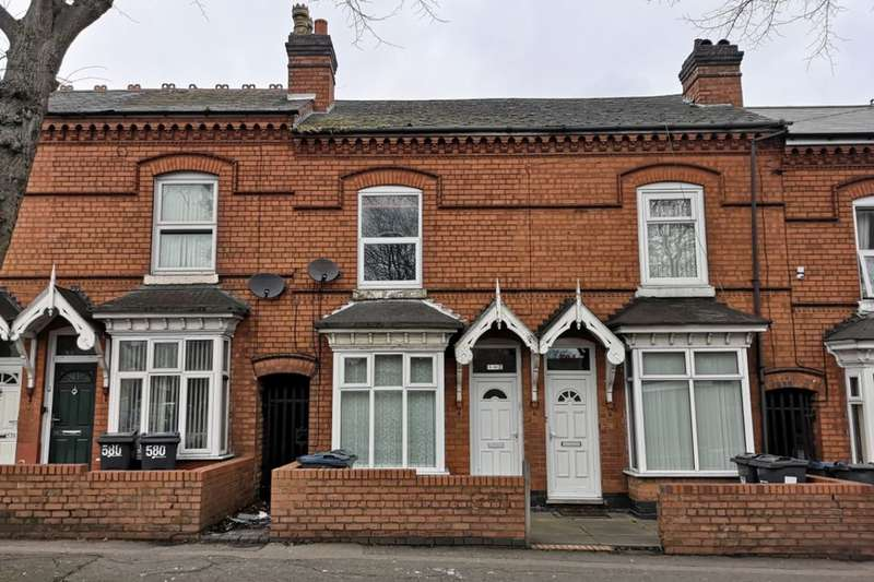 4 Bedrooms Property for sale in Bordesley Green, Bordesley Green, Birmingham, B9