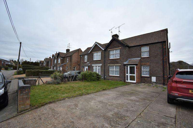 3 Bedrooms Semi Detached House for sale in Drury Lane, The Green.