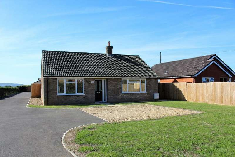 3 Bedrooms Detached Bungalow for sale in Lodge Road, Cranfield, Bedford, MK43
