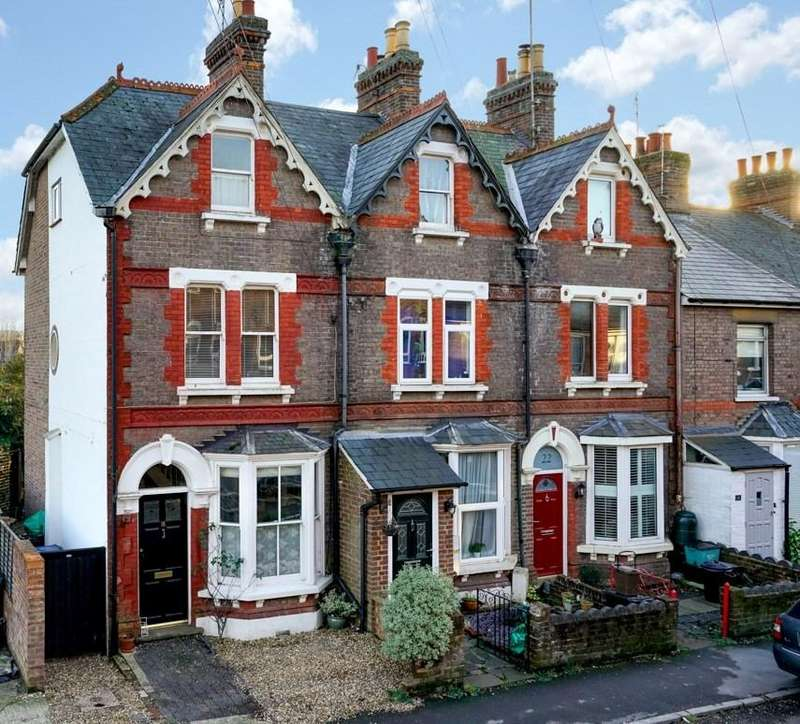 3 Bedrooms End Of Terrace House for sale in Sunnyside Road, Chesham, HP5