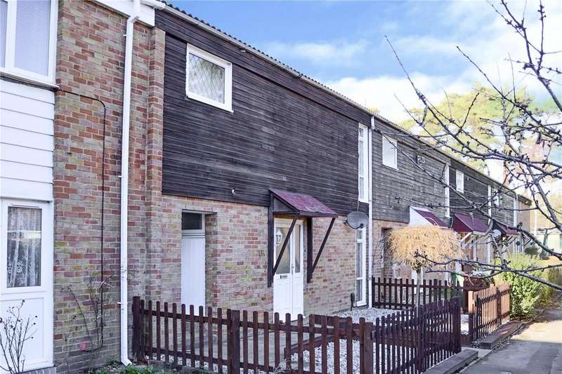4 Bedrooms Terraced House for sale in Pendlebury, Bracknell, Berkshire, RG12