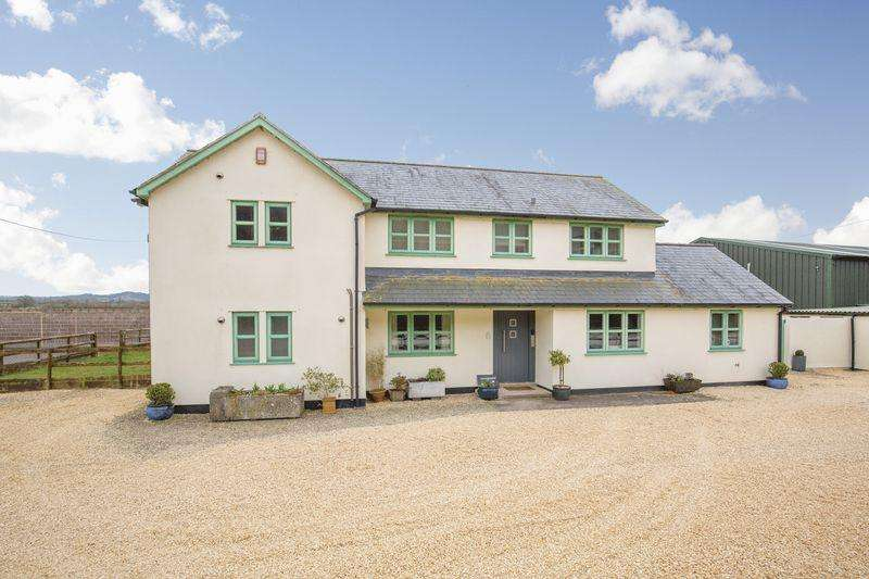 6 Bedrooms Detached House for sale in Rural idyll a few miles from Wells with extra land available