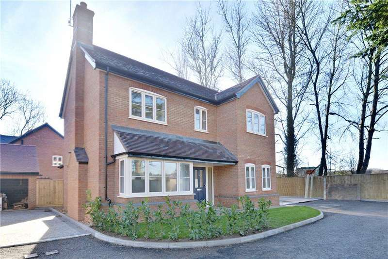 4 Bedrooms Detached House for sale in Harrup Close, Stoke Hammond, Buckinghamshire