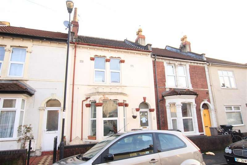 3 Bedrooms Terraced House for sale in Colston Road, Bristol, BS5 6AE