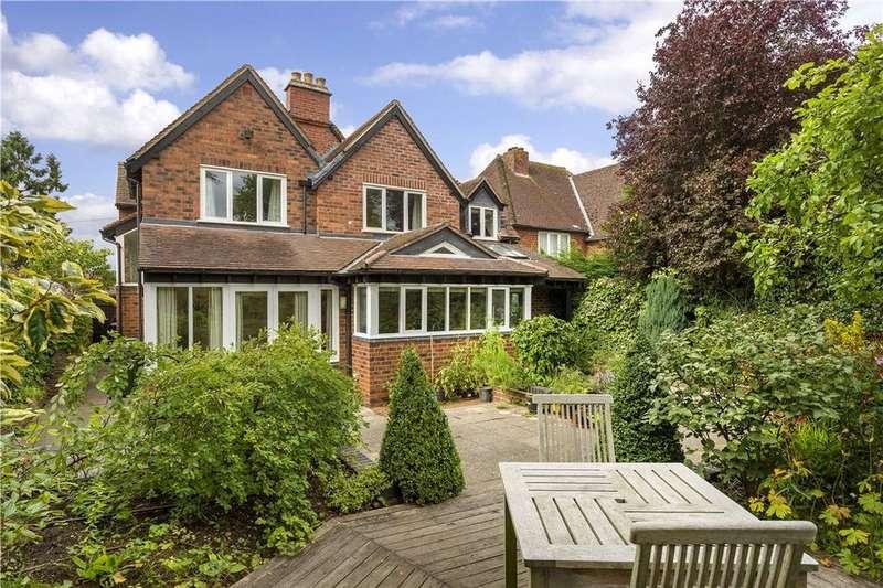 4 Bedrooms Detached House for sale in Offchurch Lane, Radford Semele, Leamington Spa, CV31
