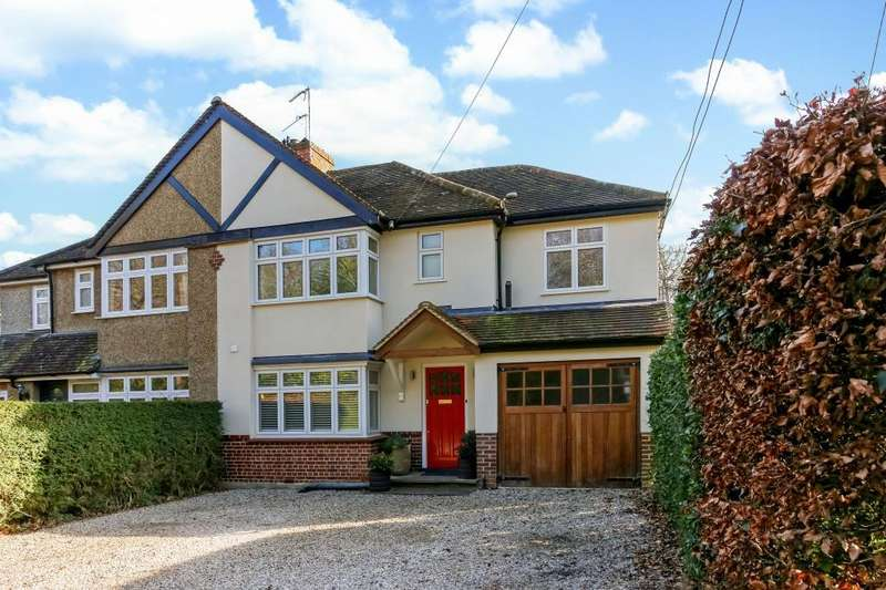4 Bedrooms Semi Detached House for sale in Forest Road, Ascot
