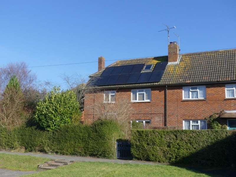 3 Bedrooms Semi Detached House for sale in Mill Close, Poynings, West Sussex, BN45