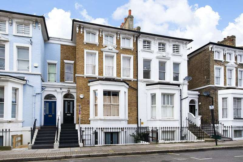 5 Bedrooms Terraced House for sale in Kingsdown Road, Islington, London, N19