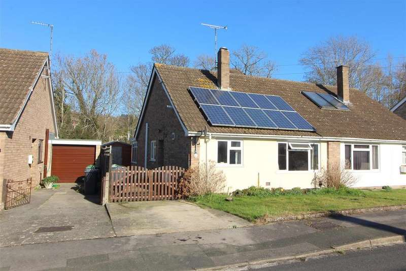 2 Bedrooms Semi Detached Bungalow for sale in Pitt Mill Gardens, Hucclecote, Gloucester