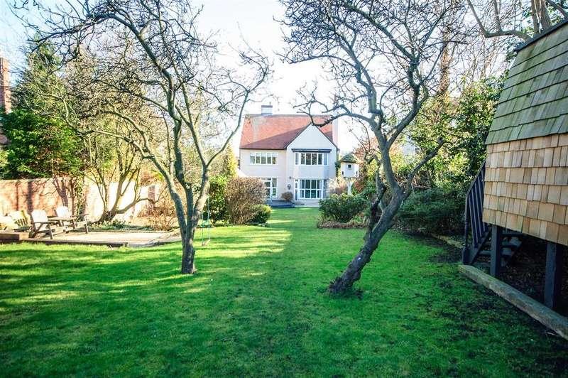 5 Bedrooms Detached House for sale in Hillside, Sunderland