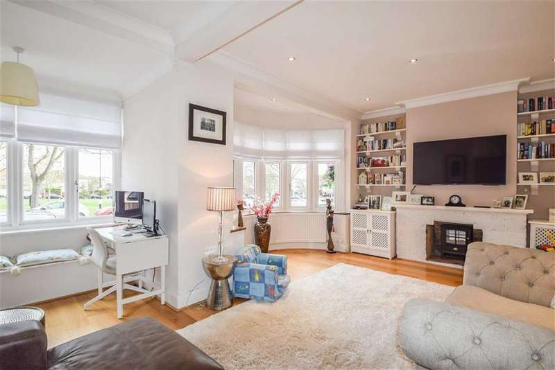 5 Bedrooms Semi Detached House for sale in Ridgeway Gardens, Westcliff-On-Sea, Essex