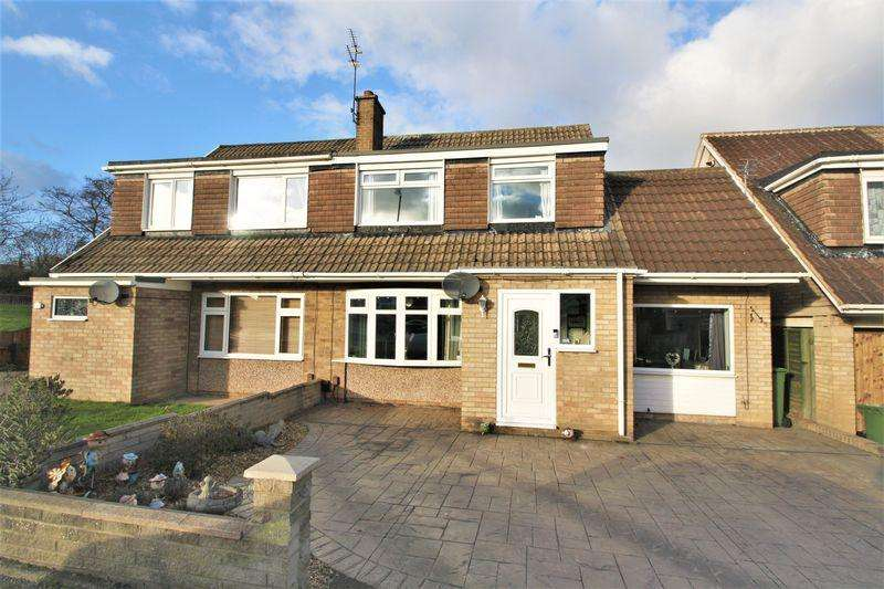 4 Bedrooms Semi Detached House for sale in Darlington Back Lane, Stockton, TS19 8TN