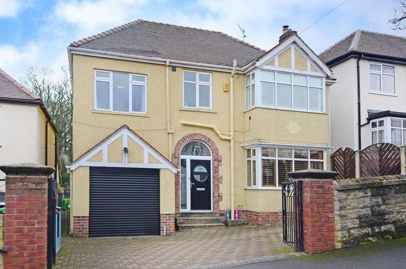 4 Bedrooms Detached House for sale in Brooklands Avenue, Fulwood
