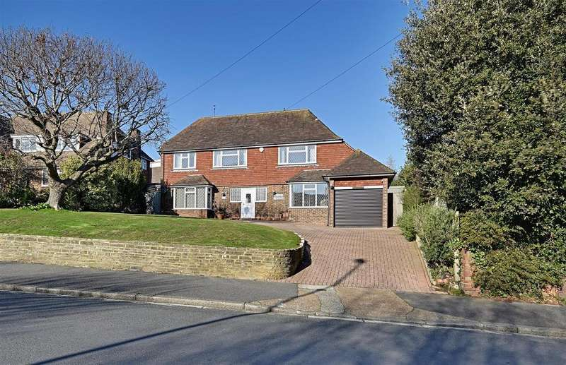 3 Bedrooms Detached House for sale in De La Warr Road, Bexhill-On-Sea
