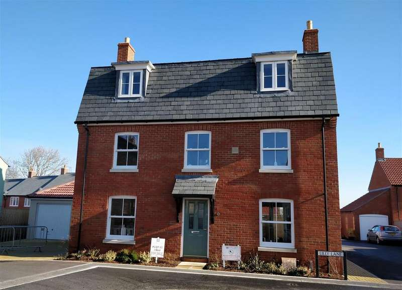 4 Bedrooms Detached House for sale in Lilly Lane, GREYS FIELD, CHICKERELL