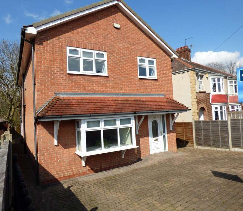 4 Bedrooms Detached House for sale in Darlington Lane, Stockton-On-Tees, TS19