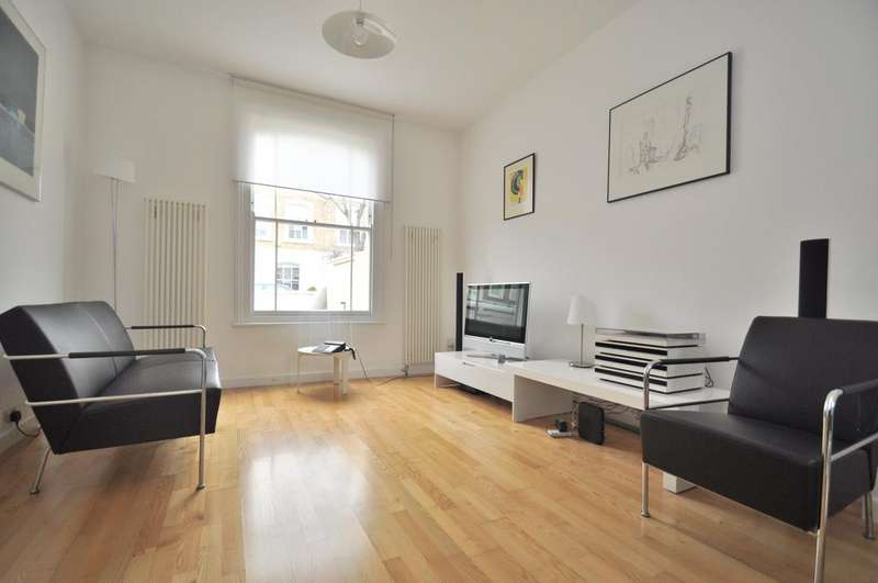 3 Bedrooms Terraced House for sale in Whewell Road, Archway