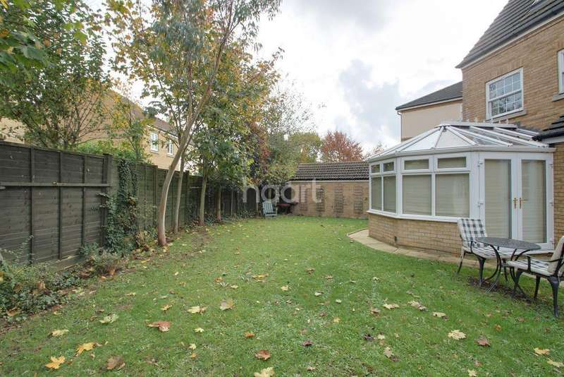 5 Bedrooms Detached House for sale in Stour Green, Ely