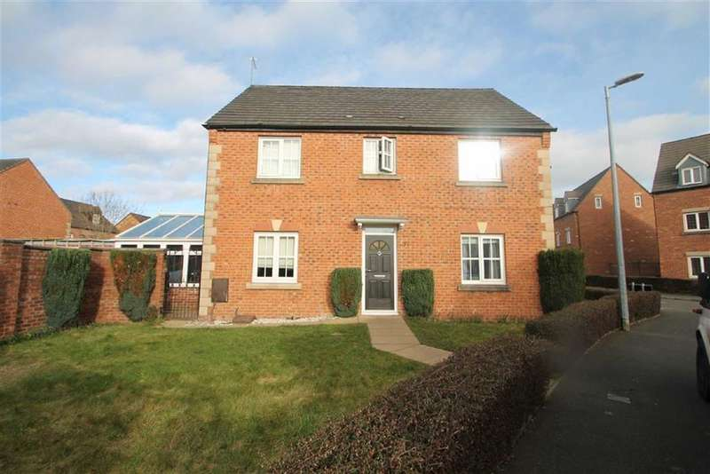 4 Bedrooms Detached House for sale in Kilcoby Avenue, Swinton