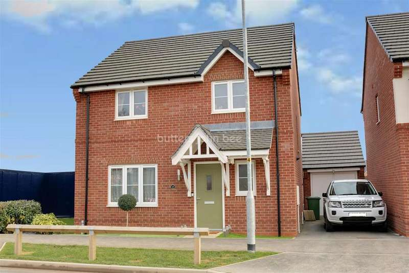 4 Bedrooms Detached House for sale in Higher Croft Drive, Leighton