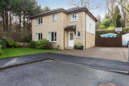 4 Bedrooms Detached House for sale in Glenfield Grove, Paisley, Renfrewshire