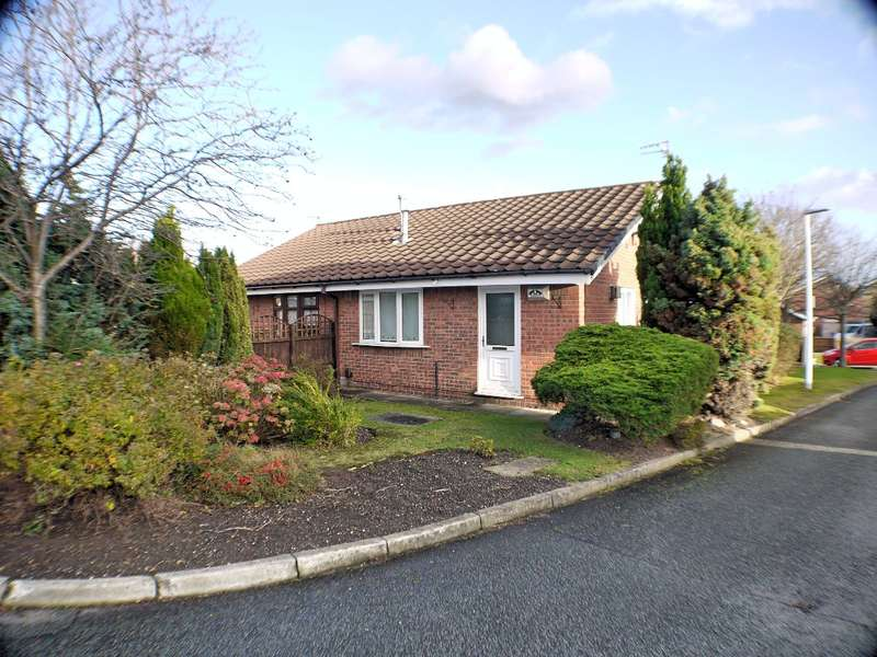 2 Bedrooms Bungalow for rent in Betchworth Crescent, WA7 2YA