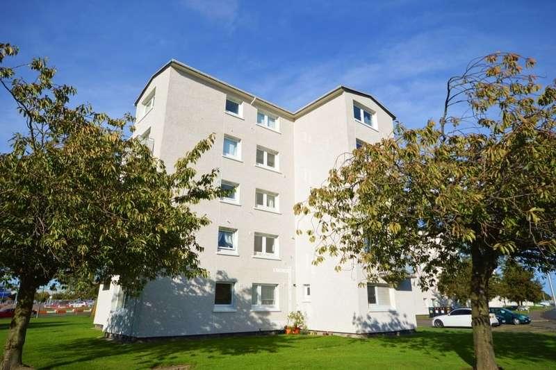 3 Bedrooms Flat for sale in Earn Road, Kirkcaldy, KY1