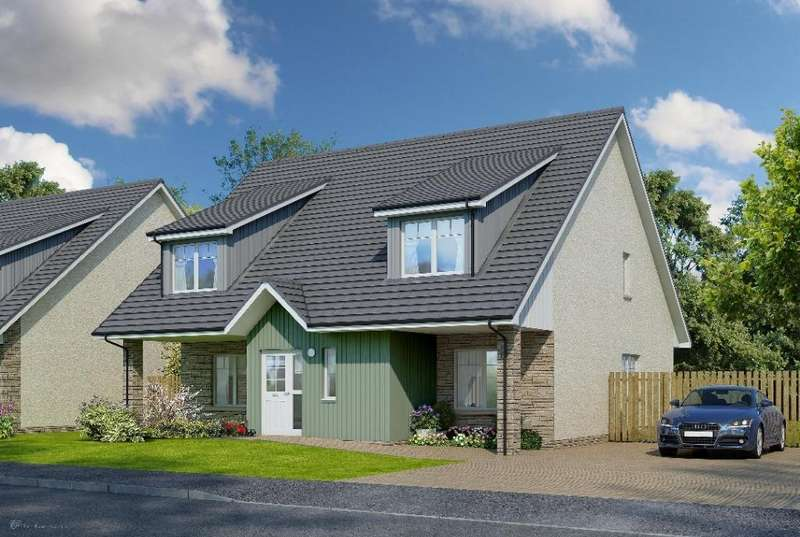 5 Bedrooms Detached House for sale in Plot 8 Vorlich, The Views, Saline, By Dunfermline, KY12 9TG