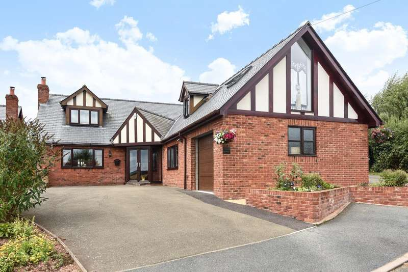 5 Bedrooms Detached House for sale in Eaton Bishop, Herefordshire, HR2