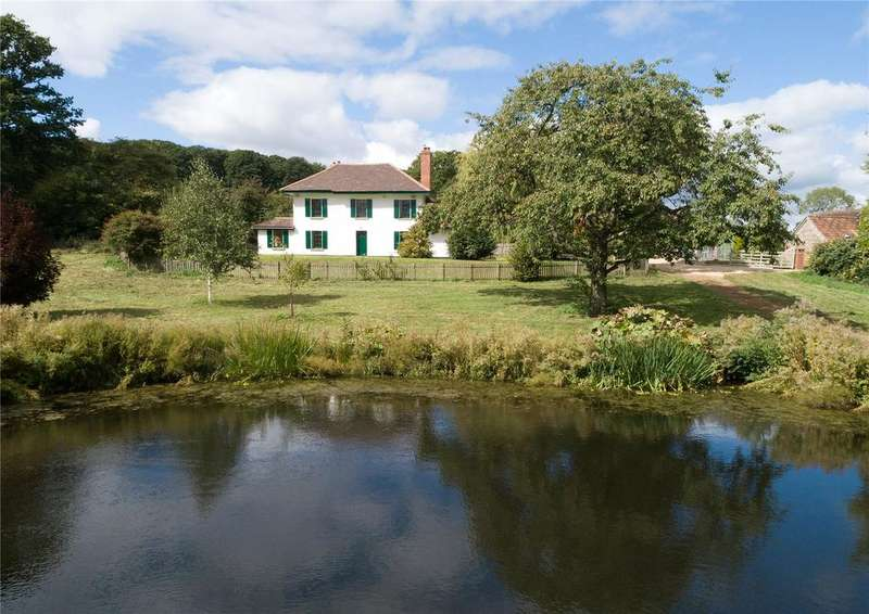 4 Bedrooms Land Commercial for sale in Yatton, Ross-on-Wye, Herefordshire