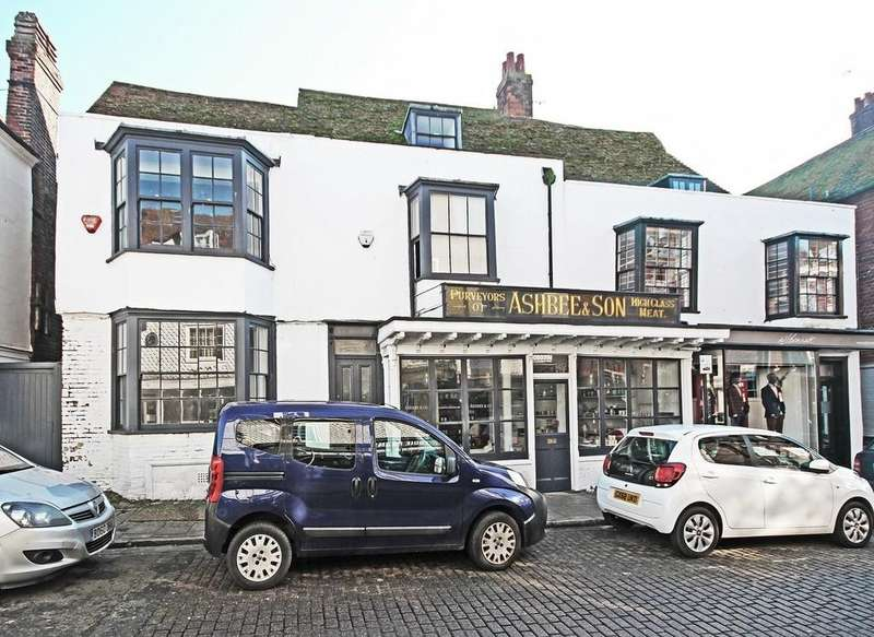 5 Bedrooms Town House for sale in HIgh Street, Rye, East Sussex TN31 7JN