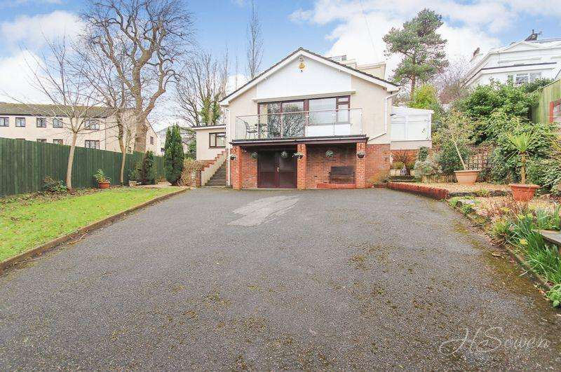 4 Bedrooms Detached House for sale in Torwood Gardens Road, Torquay