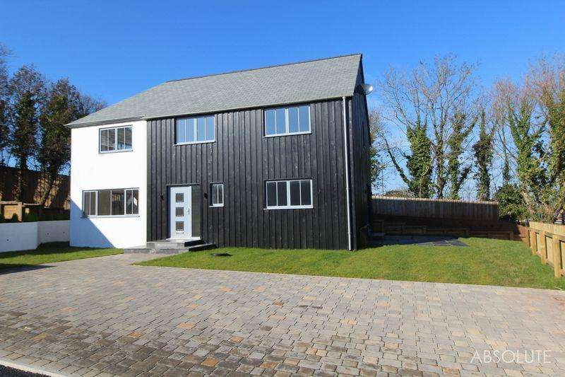 3 Bedrooms Detached House for sale in Edginswell Lane, Torquay