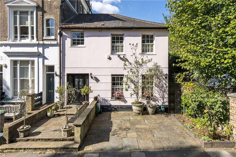 5 Bedrooms Semi Detached House for sale in North Grove, London, N6