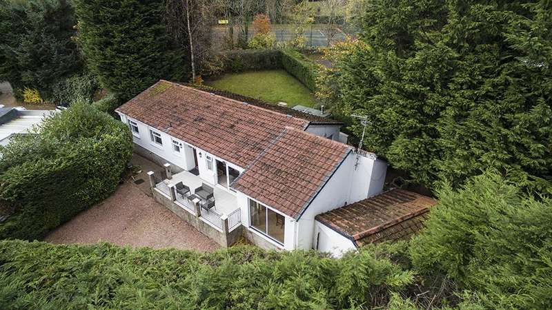 4 Bedrooms Detached House for sale in Kirkhouse Road, Strathblane, Glasgow G63