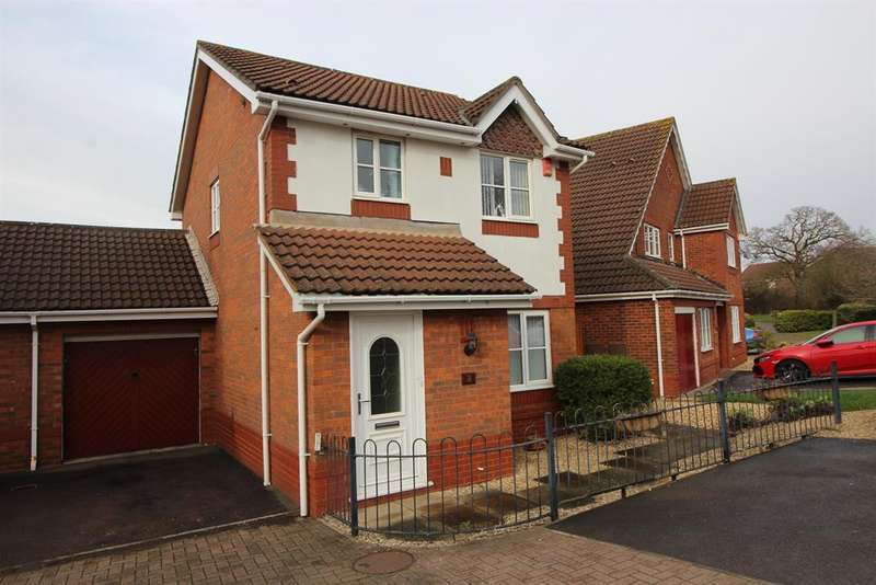 3 Bedrooms Link Detached House for sale in Tylers Way, Yate, Bristol, BS37 7FB