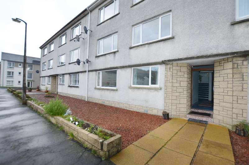 1 Bedroom Ground Flat for sale in 2a Silverdale Gardens, LARGS, KA30 9LT