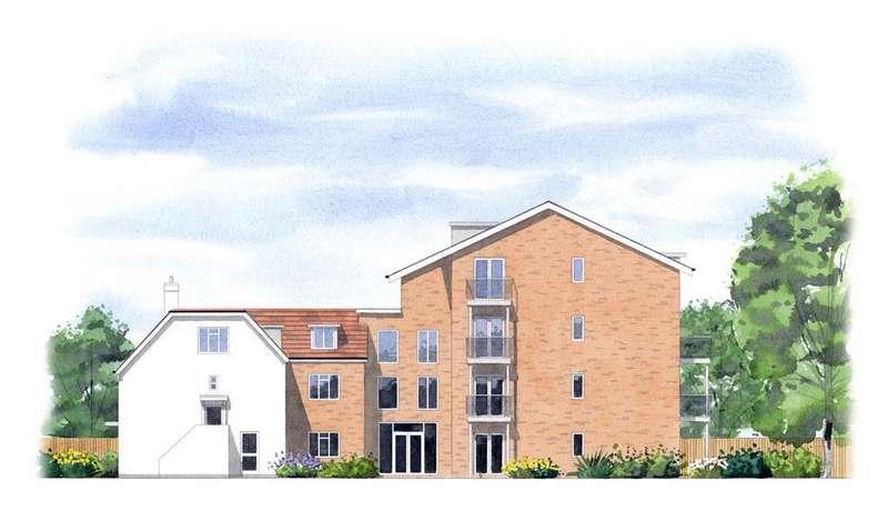 2 Bedrooms Flat for sale in Beechwood Gardens, Slough, SL1 2HR