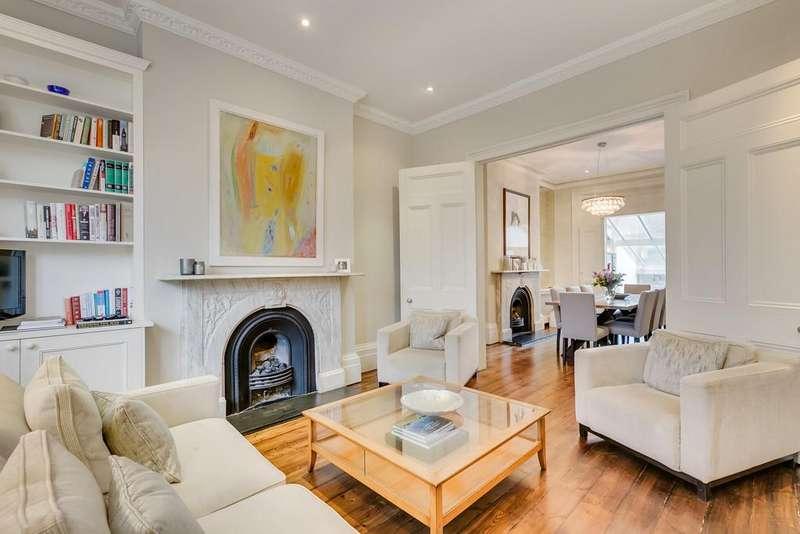 5 Bedrooms Terraced House for sale in Ramsden Road, London SW12