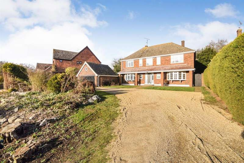 4 Bedrooms Detached House for sale in Back Lane, Wickham Bishops, Witham
