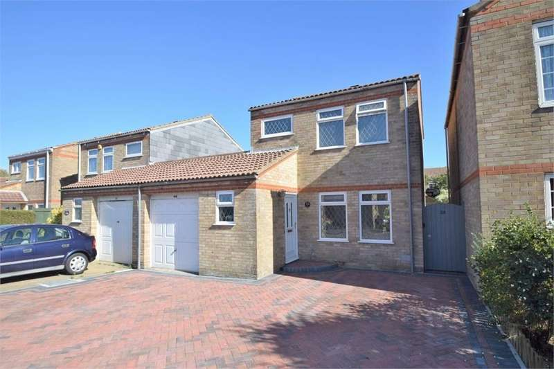 3 Bedrooms Detached House for sale in Wade Close, Langney Point