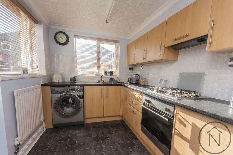 2 Bedrooms Terraced House for sale in Essex Crescent, Billingham