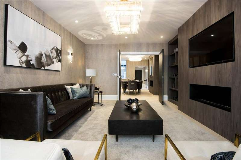 3 Bedrooms Flat for sale in Betterton Street, Covent Garden, London, WC2H