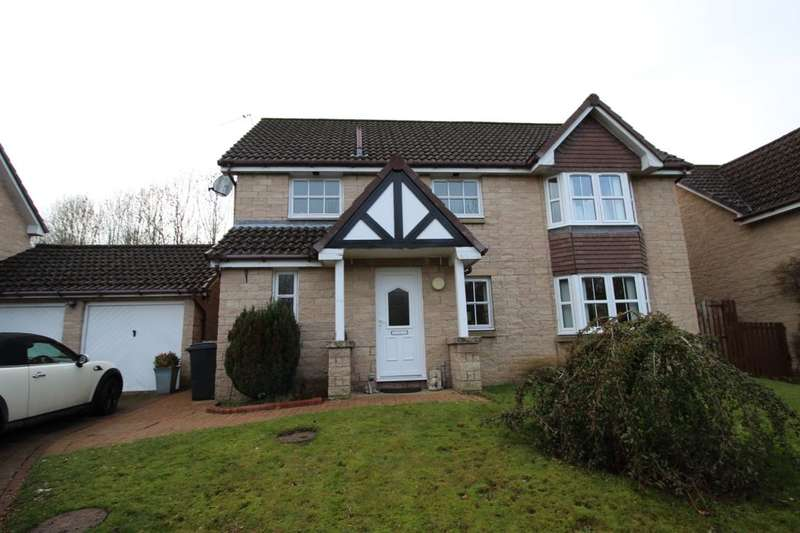 4 Bedrooms Detached House for sale in Viewforth, Markinch, Glenrothes, KY7