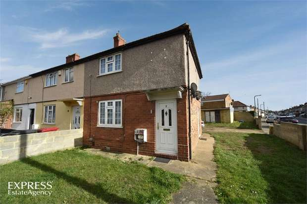 2 Bedrooms End Of Terrace House for sale in Staunton Road, Slough, Berkshire