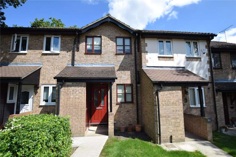 2 Bedrooms Terraced House for rent in Horseshoe Crescent, Burghfield Common, RG7
