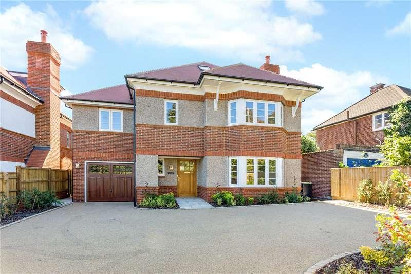 5 Bedrooms Detached House for sale in Vicarage Lane, Kings Langley, Hertfordshire, WD4