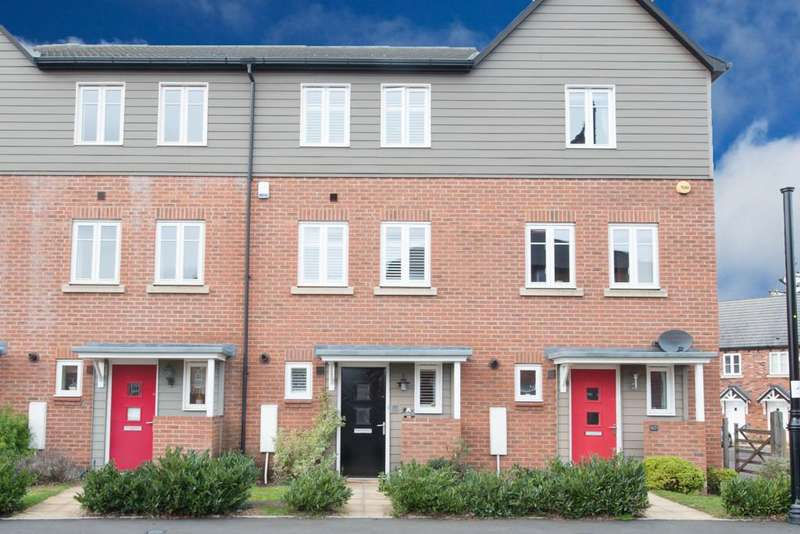 3 Bedrooms Terraced House for sale in Horseshoe Crescent, Birmingham