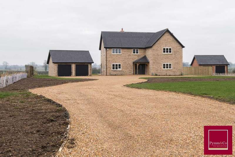 4 Bedrooms Detached House for sale in Wheelers Lane, Seething, NR15